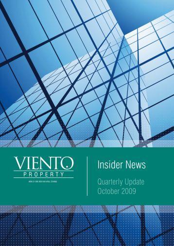 October 2009 - Viento