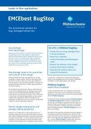 EMCEbest BugStop - Mühlenchemie GmbH & Co. KG
