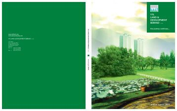 Annual Report 2010 - YTL Community