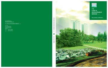 Annual Report 2010 - YTL Community