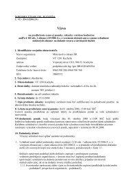 VÚ 1201 Kuchyňa - Ministerstvo obrany SR