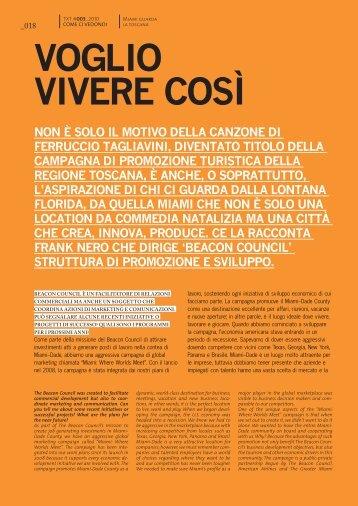 vogLio viveRe coSÌ - TXTmagazine