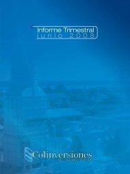 Informe Trimestral junio 2008 - Celsia