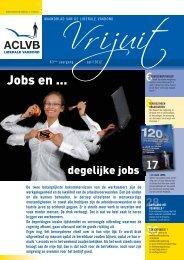 Vrijuit - editie april 2012 - Aclvb