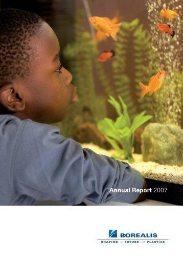 Borealis Annual Report 2007