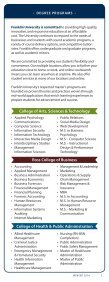 Commencement - Franklin University - Page 5