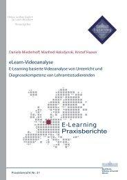 Praxisbericht 31 - ERCIS - European Research Center for ...