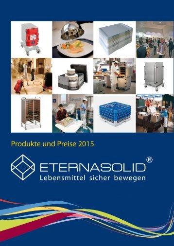 ETERNASOLID® - Produkte und Preis 2015