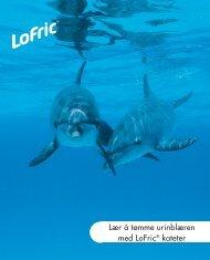 Lær å tømme urinblæren med LoFric® kateter - Astra Tech