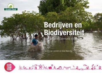 Bedrijven en Biodiversiteit