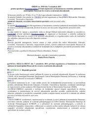 ORDIN nr. 5555 din 7 octombrie 2011 pentru aprobarea ...