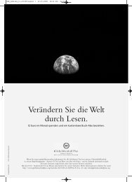Verändern Sie die Welt durch Lesen. - Global Marshall Plan