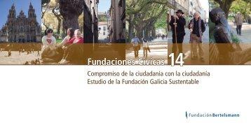 Fundaciones Cívicas 14 - Fundación Bertelsmann
