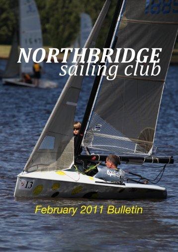 NSC 2011Feb Bulletin.pdf - Northbridge Sailing Club