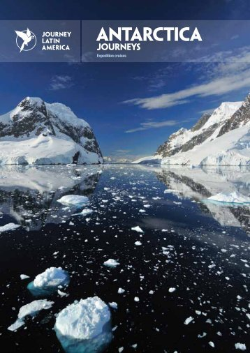 Download Antarctica Brochure (PDF) - Journey Latin America