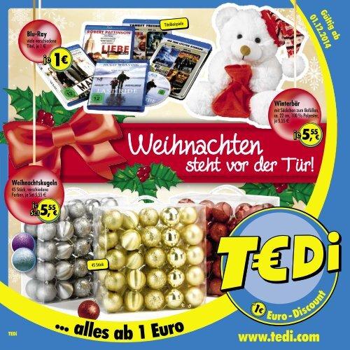 TEDI - Weihnachten - 26.11.2014 - A