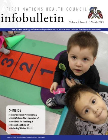 FNHC Infobulletin Volume 2 Issue 1 | March 2009 - First Nations ...