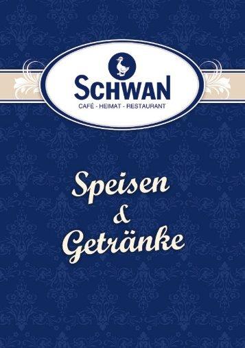 Flaschen Rotweine - Schwan
