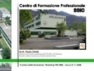 Centro di Formazione Professionale - Ter