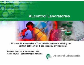 ALcontrol Laboratories - Petroleumclub.ro