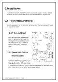 user manual - AVEA International Company Limited - Page 6