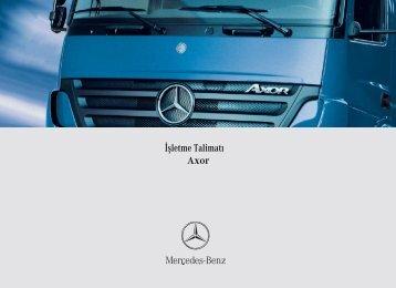 Bild in der Größe 215x70 mm einfügen - Mercedes Benz