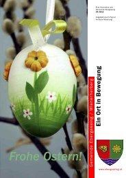 Newsletter April 2012 - Gemeinde Ebergassing