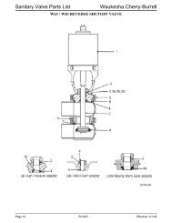 topr Valve and Parts