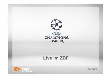 120813_Angebot CHL 2012_13 - ZDF Werbefernsehen