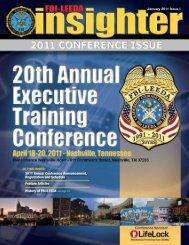 2011 Annual Conference Announcement, Registration ... - fbi-leeda