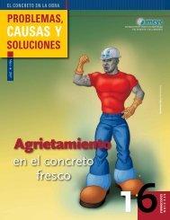 Agrietamiento del concreto fresco - Instituto Mexicano del Cemento ...