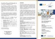 Information and Programme (PDF) - Ludwig Boltzmann Institut für ...