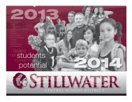 2013-14 Calendar - Stillwater Central School District