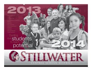2013-14 Calendar - Stillwater Central School District