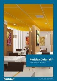Rockfon Color-all™ - Architectura
