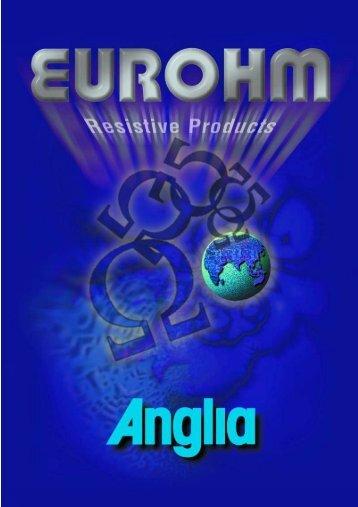 Eurohm Data sheets - Soemtron.org