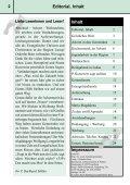 GehLos - Ausgabe Dezember 2009 - Januar 2010 - Lurob.de - Seite 2