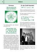 GehLos - Ausgabe Dezember 2009 - Januar 2010 - Lurob.de - Seite 4