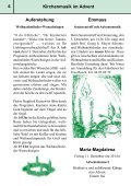 GehLos - Ausgabe Dezember 2009 - Januar 2010 - Lurob.de - Seite 6