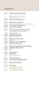 Dommusiken 2011 - Der Ratzeburger Dom - Seite 4