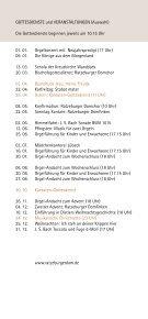 Dommusiken 2011 - Der Ratzeburger Dom - Seite 5
