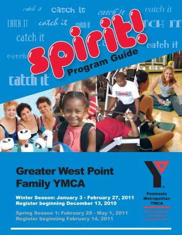 Greater West Point Family YMCA - Peninsula Metropolitan YMCA