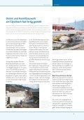 Nr. 13, Juni 2010 - schwellenkorporationen.ch - Seite 5