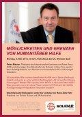 Flyer - Solidar Suisse - Seite 2
