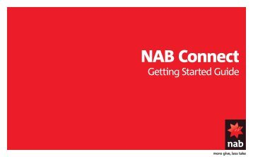 Getting Started Guide - Help and guidance - NAB