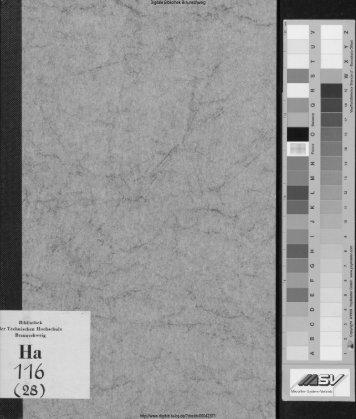 Braunschweigisches Jahrbuch 3. Folge, Bd 3 - Digitale Bibliothek ...