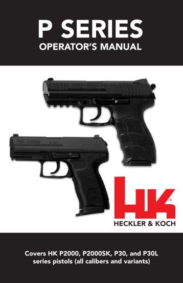 P SerieS - Heckler & Koch USA