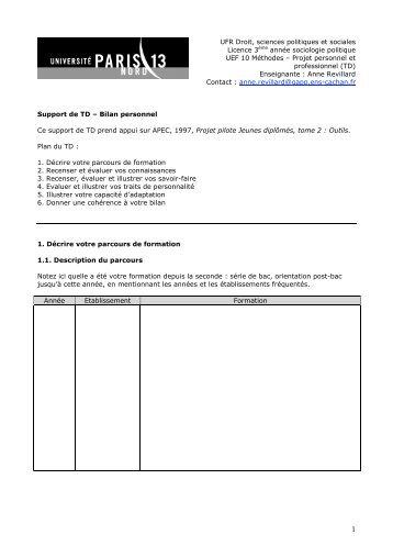 Document - Melissa - ENS Cachan