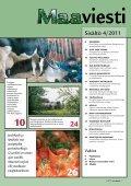 4/2011 - ProAgria Oulu - Page 3