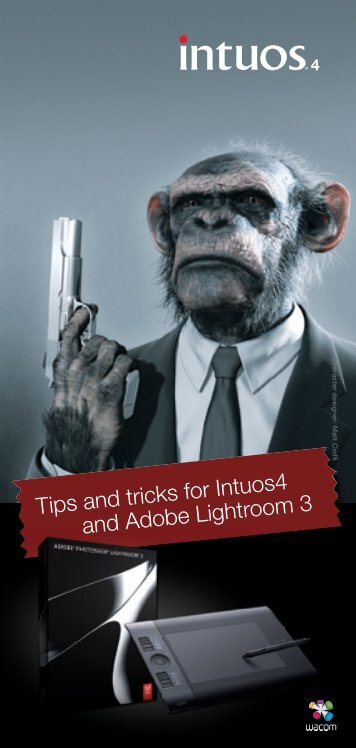Tips and tricks for Intuos4 and Adobe Lightroom 3